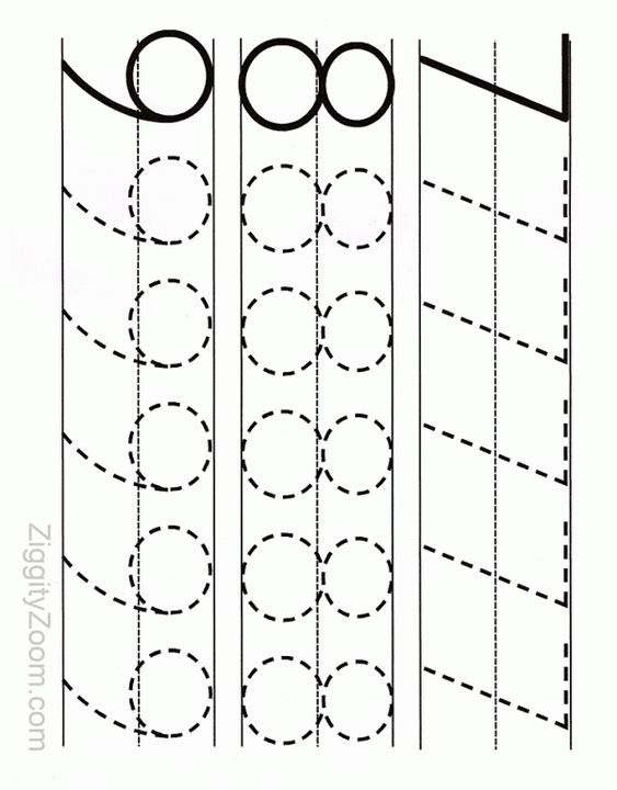 Printables Number Tracing Worksheets For Kindergarten number tracing worksheet for kindergarten readiness worksheets fun preschool and printable educational letter traci