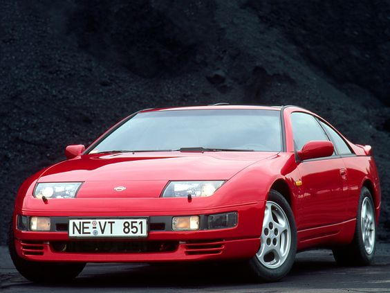 1996 Nissan 300ZX Twin Turbo 2+2 T-Top