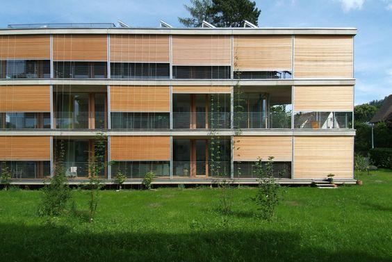 Lignotrend - Für eine nachhaltige Holz-Baukultur - Referenzen