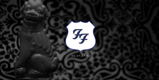 """Site dos Foo Fighters surge com contagem regressiva """"misteriosa"""" #Novidade, #Série http://popzone.tv/2015/10/site-dos-foo-fighters-surge-com-contagem-regressiva-misteriosa/"""