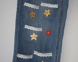 Jeans Adventskalender