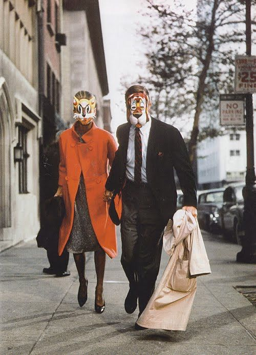 Audrey & George on the run