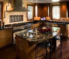 Designer Kitchen. Granite countertops of course.