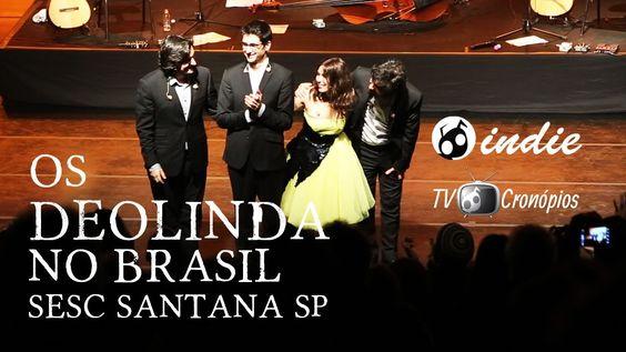 Os DEOLINDA no Brasil