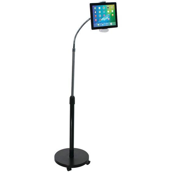 Cta Ipad And Tablet Gooseneck Floor Stand