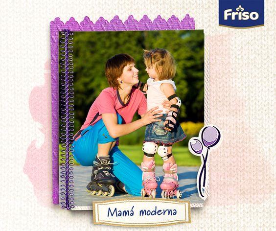 Inspira a tu hijo a descubrir y expandir sus límites físicos. Para ellos, ¡tú eres su modelo principal!.
