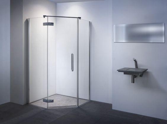 Model Penta/Vijfhoek | BALANCE | ook toe te passen in klein badkamer | via mozaiek utrecht