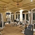 Even I could work out in here