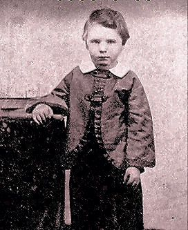 """William Wallace """"Willie"""" Lincoln (December 21, 1850 – February 20, 1862) was the third son of Abraham Lincoln and Mary Todd Lincoln. He died at the age of 11, most likely caused by Typhoid Fever. Both parents were deeply affected. His father did not return to work for three weeks. Willie's younger brother, Tad, cried for nearly a month because he and Willie were very close. Lincoln generated no official correspondence for four days. Mary was so distraught that Lincoln feared for her sanity."""