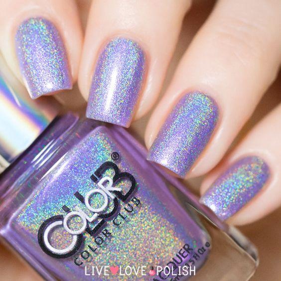 Color Club Date With Destiny Nail Polish (2015 Halo Hues Collection) | Live Love Polish