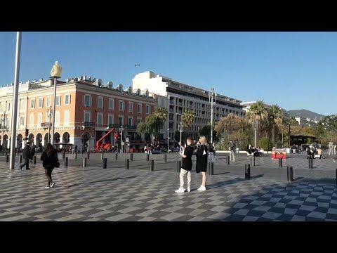 مدينة نيس الفرنسية Nice France 2019 أغلى واجمل مدينة بفرنسا Youtube Street View Landmarks Scenes
