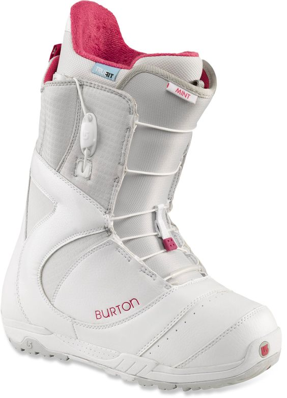Burton Mint Snowboard Boots - Women's - 2012/2013 - Free Shipping at REI.com