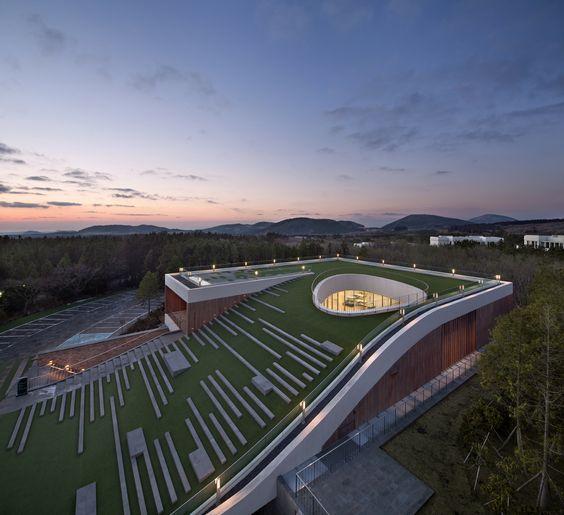 "Galeria - Nove Pontes ""The Forum"" / D·Lim Architects - 01"