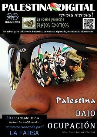 Revista PALESTINA DIGITAL - Octubre 2013