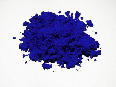 my FAVE color: cobalt blue