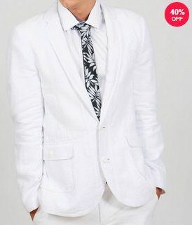 ¡Saco de Vestir para caballero con 40% de Descuento en LOB!