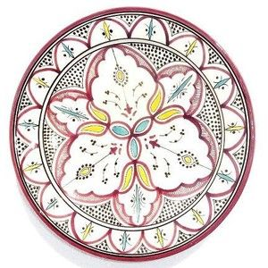 Modern Moroccan pottery -