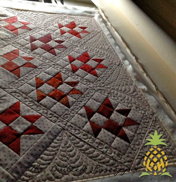 THE QUILTED PINEAPPLE: Tutorials