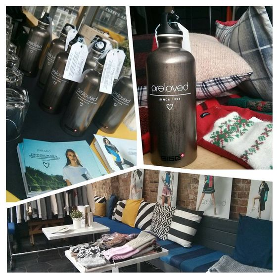 Great morning spent at The Drake Hotel to celebrate the @prelovedtoronto media launch. #SIGG is happy to be pairing up to help celebrate #prelovedturns20!  #siggbottles #customsiggbottle
