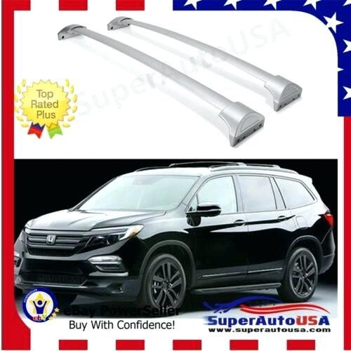 2007 Honda Pilot Roof Rack Cross Bars Installation Instructions In 2020 Honda Pilot 2007 Honda Pilot Roof Rack