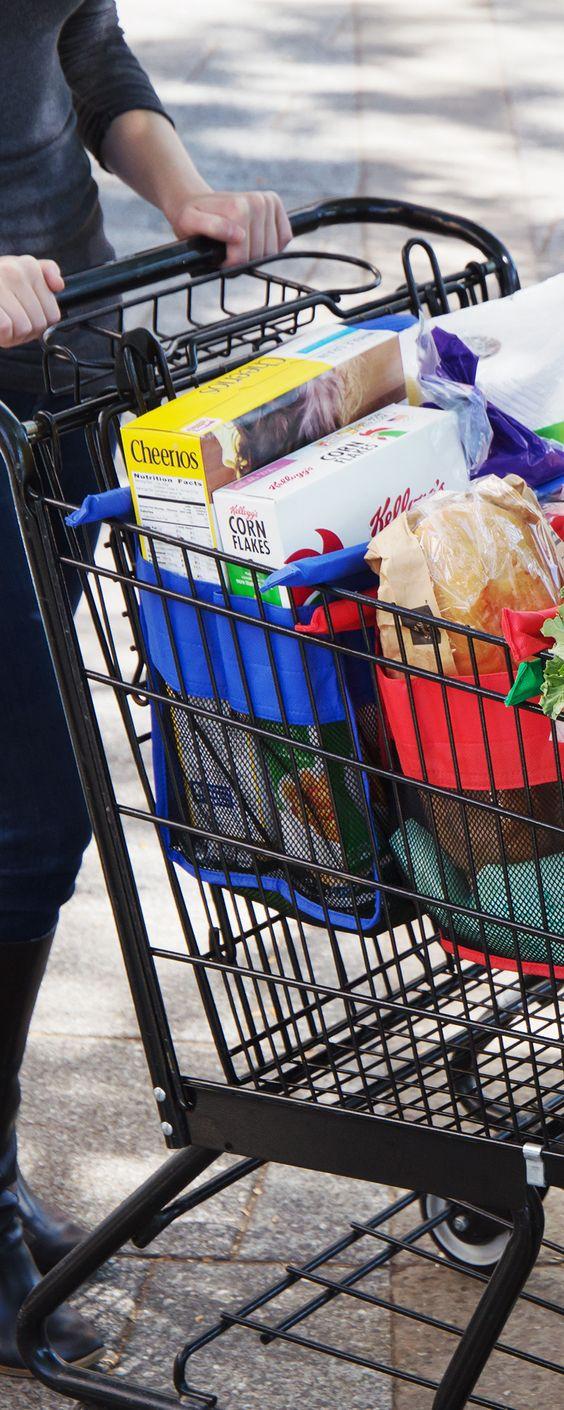 Grocery Cart Organizer