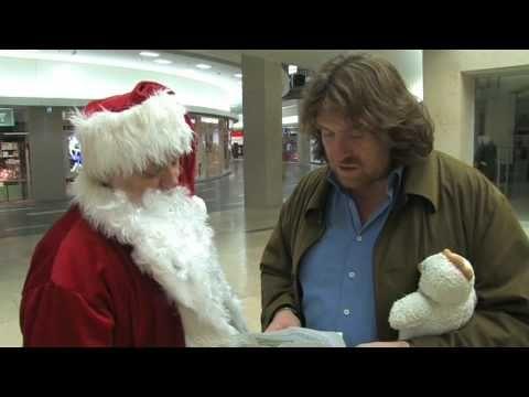Fred Weidler Dreh Weihnachtsmann:-)