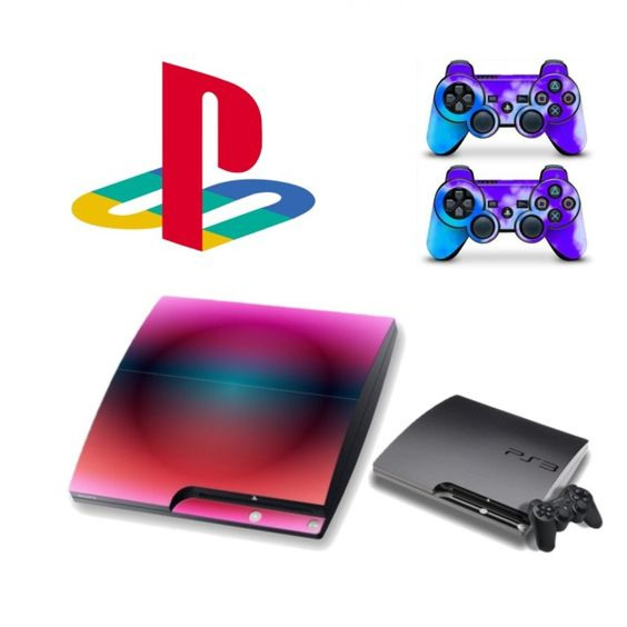 Playstation 3 because playstation 4 sucks by courtneyhall949 on Polyvore featuring polyvore interior interiors interior design home home decor interior decorating