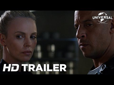 Fast & Furious 8 - Official Trailer 1 (Universal Pictures) HD - YouTube | Cars | Pinterest | Official trailer, Movie trailers and Films