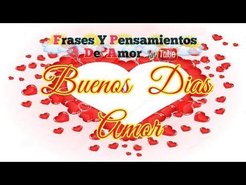 Poemas De Buenos Dias Mi Amor Te Amo Buenos Dias Amor Te Amo Mucho Este Hermoso Mensaje Es Para Ti Mi