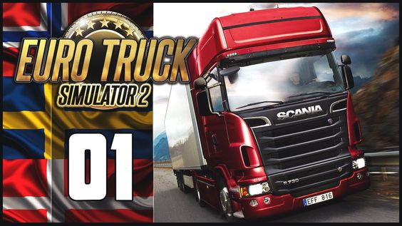 Euro Truck Simulator 2 Scandinavia Free Download