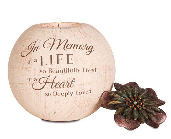 In memory of...