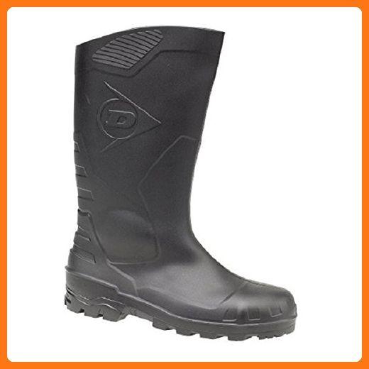 Dunlop Unisexe Devon Full Safety Wellington
