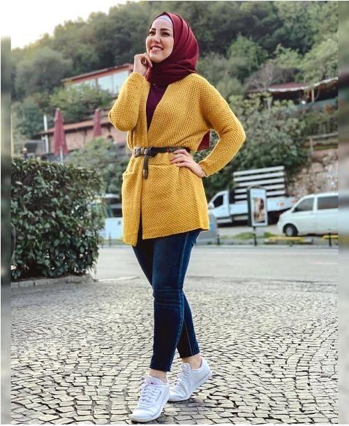 Style Baju Kuning
