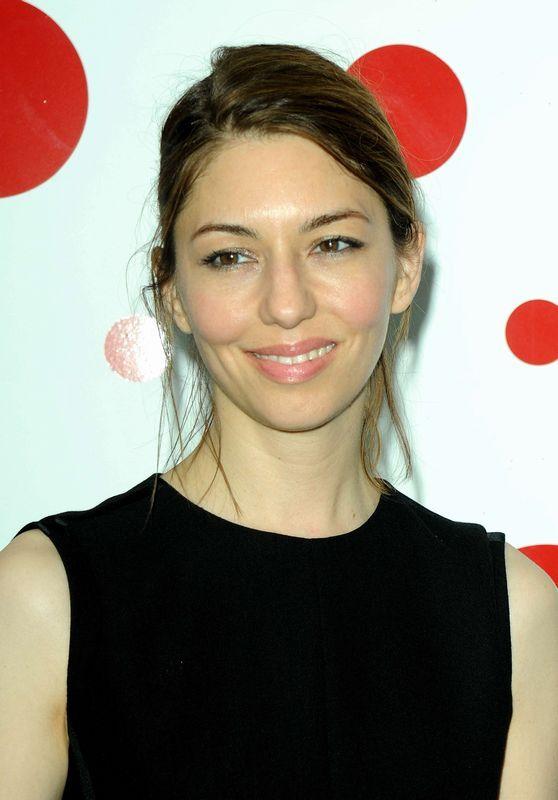 Sofia Coppola at the Louis Vuitton and Yayoi Kusama Exhibition 2012