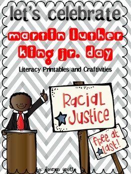 Lets Celebrate Martin Luther King Jr Day Crafts