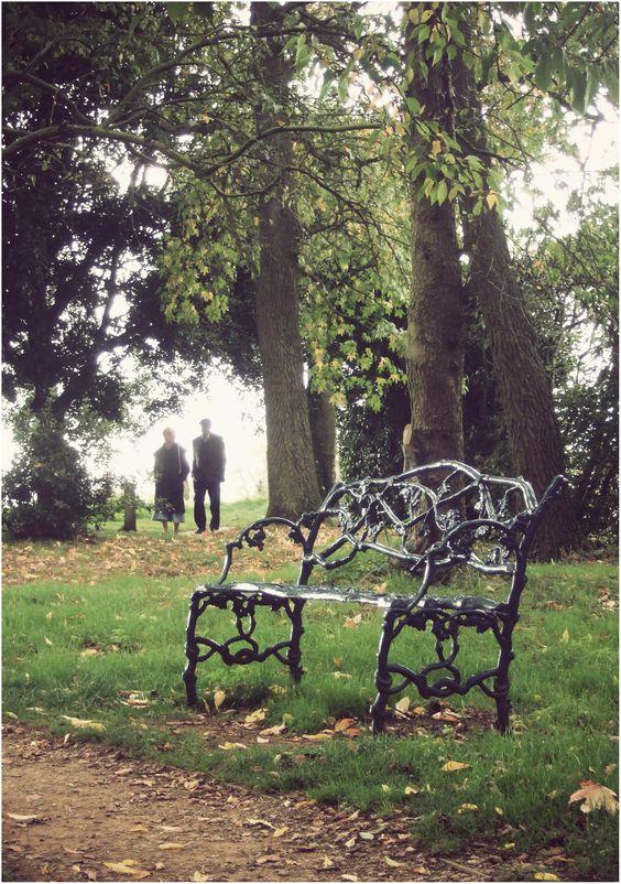Hidcote Manor Garden /  Photo : Adèle Guinard