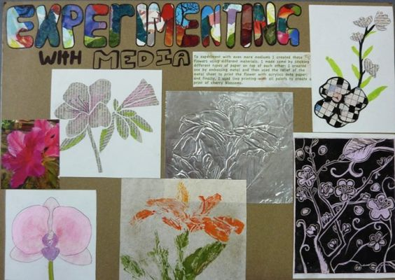 HELP with natural forms coursework! Just need your creativity please!?