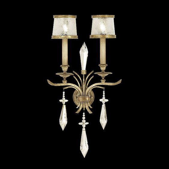 wall sconce - master bedroom