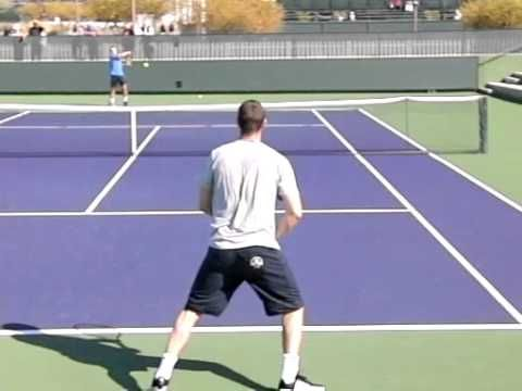 Marat Safin Forehand Drill In Slow Motion Marat Safin Tennis Forehand Motion