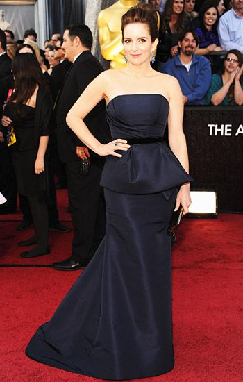 De alfombra roja de los Oscar...