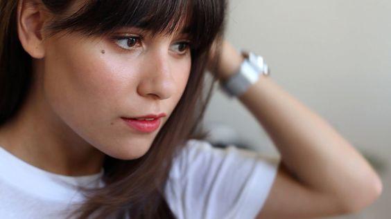 Naturkosmetik Make-Up Look - Green Beauty / natural & organic - teetharejade.com