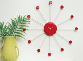 Too clever by half - bottle cap clock!