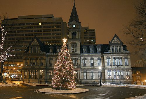 Christmas in Halifax: