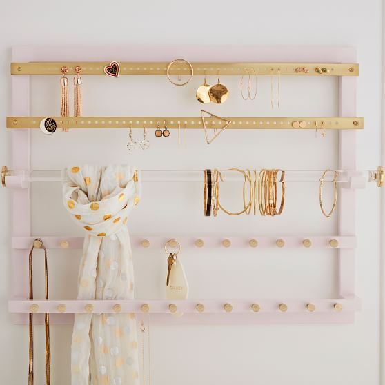 39++ Elle lacquer wall jewelry organizer information