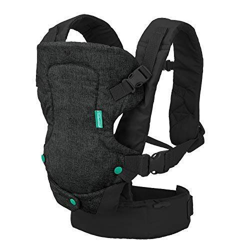 Infantino Flip 4 In 1 Convertible Carrier Black Infantino Baby Carrier Baby Car Seats