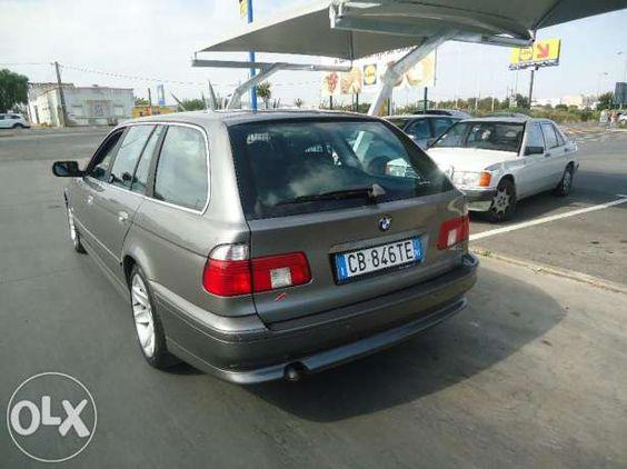 3.600 €: carro em boas condit trabalho bmw 525 opção Full 2002 navigator cadeiras elétricas espelha electrice.ect
