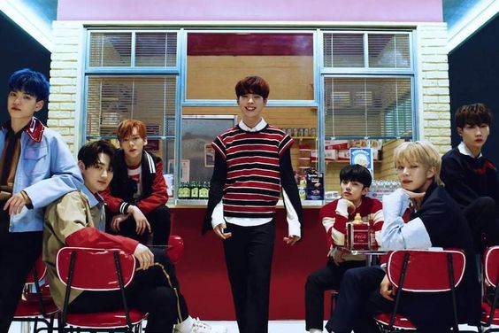 "Watch: VERIVERY Sweetly Confesses In ""From Now"" MV For First Comeback"