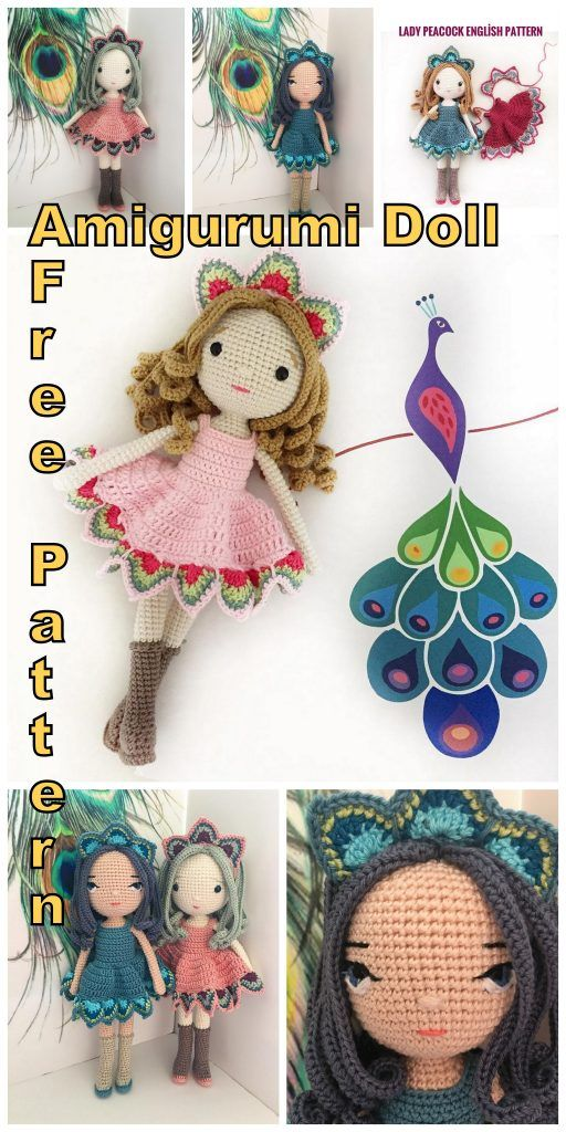 Crochet Dolls Patterns You'll Love | The WHOot | 1024x512
