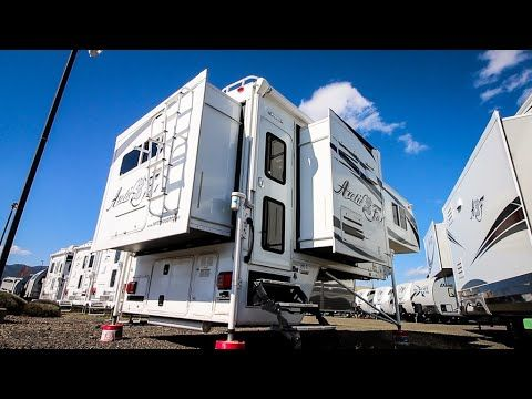 Only One Built In The World Arctic Fox 1163 Truck Camper Full