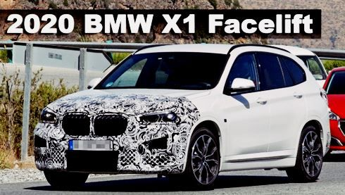 2020 Bmw X1 Facelift New Reviews Interior Release Date